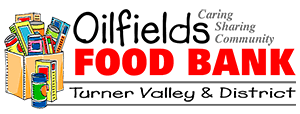 Oilfields Food Bank Logo